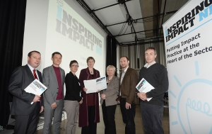 inspiring impact ni launch speakers