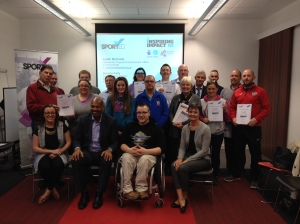 Sported 'Planning for Impact' pilot groups.